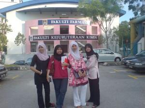 the last time kat fakulti :(