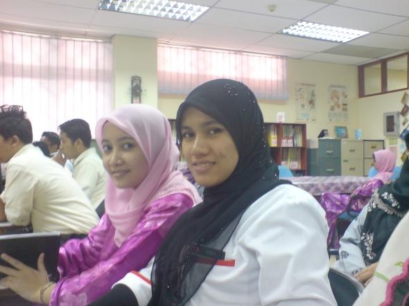 aku dan irma :)
